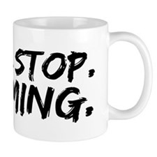 Can't Stop Swimming Mug
