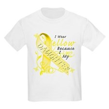 I Wear Yellow Because I Love T-Shirt
