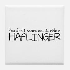 Haflinger Tile Coaster