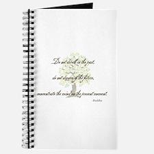 Buddha- Present Moment Journal
