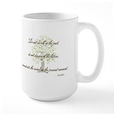 Buddha- Present Moment Mug