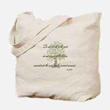 Buddha- Present Moment Tote Bag