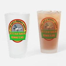 My Perfect Body Drinking Glass