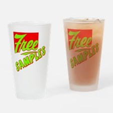 Free Samples Drinking Glass