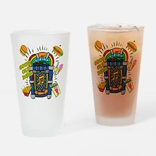 Good Ole Days Drinking Glass
