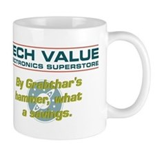 By Grabthar's hammer what a Mug