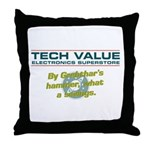 By Grabthar's hammer what a Throw Pillow
