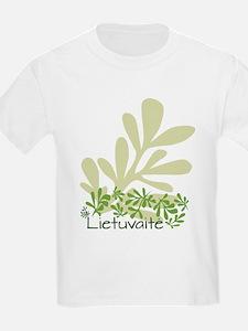 Lietuvaite Rue Pattern T-Shirt