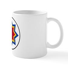 Moldova Roundel Mug