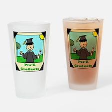 Pre-K Graduation Drinking Glass