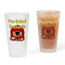 Pre-School Graduation Drinking Glass