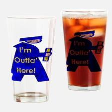 Graduation Drinking Glass