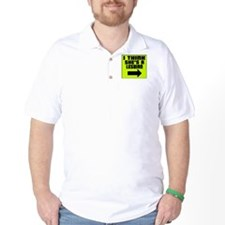 I Think She's A Lesbian -- T-Shirt T-Shirt