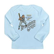 Providence Grays Long Sleeve Infant T-Shirt
