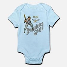 Providence Grays Infant Bodysuit