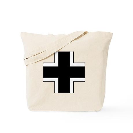 Germany Balkenkreuz Tote Bag