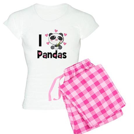 Panda Love Women's Light Pajamas