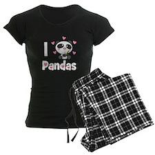 Panda Love Pajamas
