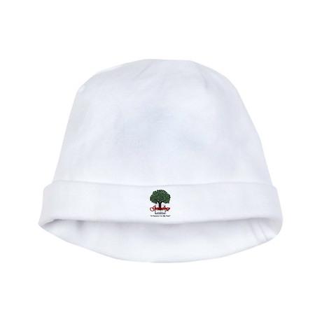 Genealogy baby hat