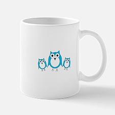 Cool Three owls Mug