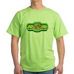 Dads Taxi Green T-Shirt