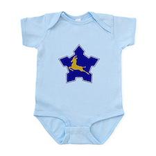 South Africa 1957 Roundel Infant Bodysuit