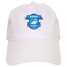 Kayak Fishing Baseball Baseball Cap