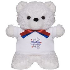 Genealogy Chart Teddy Bear