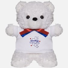 Genealogy Chart Teddy Bear