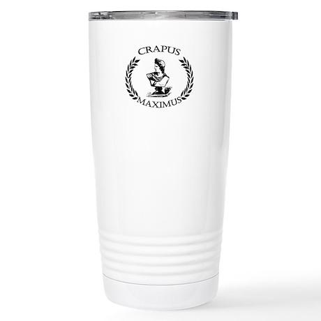 Crapus Maximus Stainless Steel Travel Mug