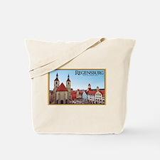 Regensburg Neupfarrkirch Tote Bag