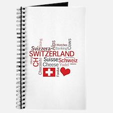 Switzerland - Favorite Swiss Things Journal