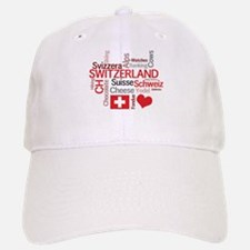 Switzerland - Favorite Swiss Things Baseball Baseball Cap