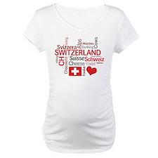 Switzerland - Favorite Swiss Things Shirt