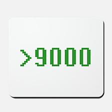 >9000 Mousepad