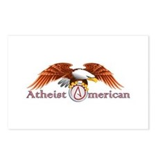 American Atheist Postcards (Package of 8)