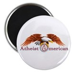 American Atheist Magnet