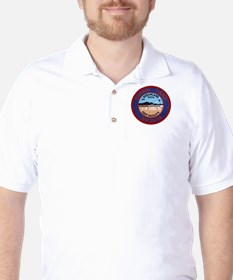 area51patch Golf Shirt