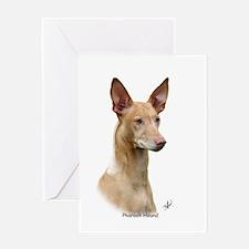 Pharaoh Hound 9Y73D-049 Greeting Card