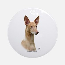 Pharaoh Hound 9Y73D-049 Ornament (Round)