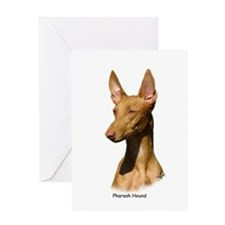 Pharaoh Hound 9P003D-60 Greeting Card