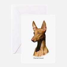 Pharaoh Hound 9P003D-60 Greeting Card