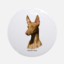 Pharaoh Hound 9P003D-60 Ornament (Round)