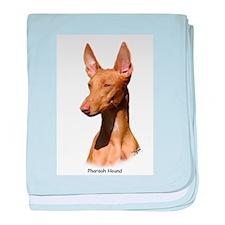 Pharaoh Hound 9P003D-60 baby blanket
