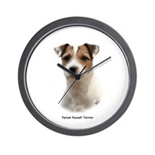 Parson Russell Terrier 9Y081D-014 Wall Clock