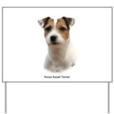 Parson Russell Terrier 9Y081D-014 Yard Sign