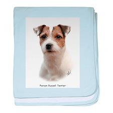 Parson Russell Terrier 9Y081D-014 baby blanket