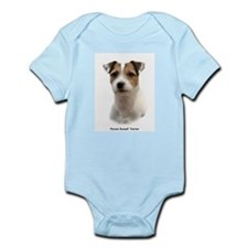 Parson Russell Terrier 9Y081D-014 Infant Bodysuit