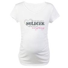 Cute I love my soldier Shirt