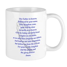 The LORD's Prayer Mug